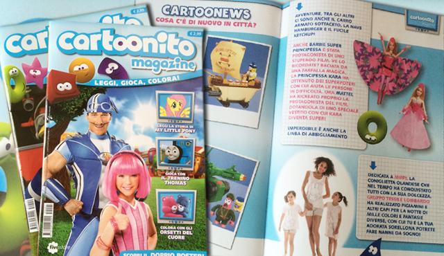 Cartoonito Magazine